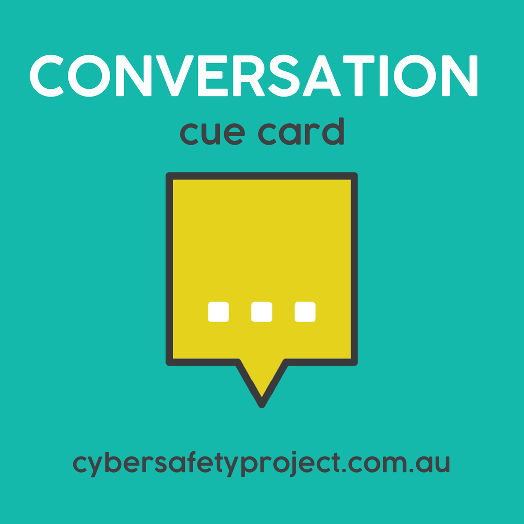 Safer internet day 2018  –  Conversation Tips for Parents around Cyber Safety